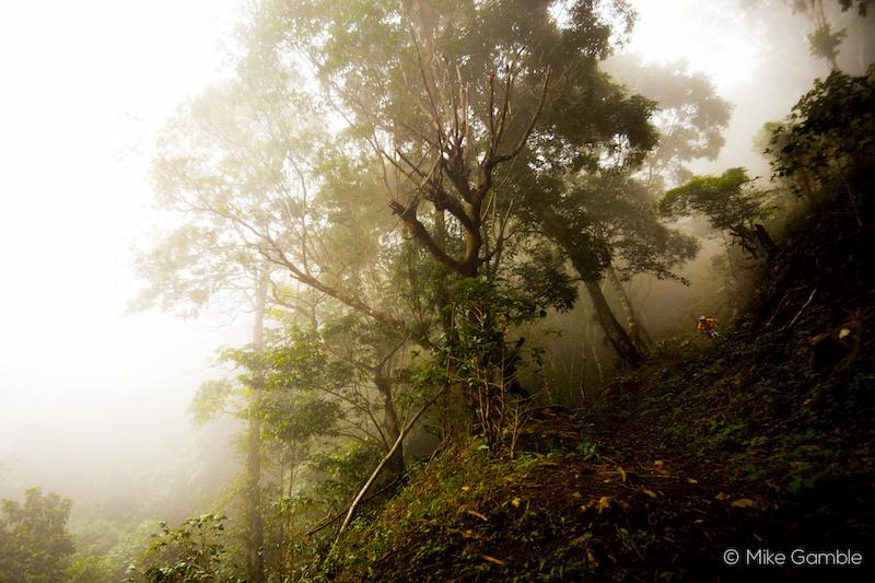 Exploring new trails in El Salvador