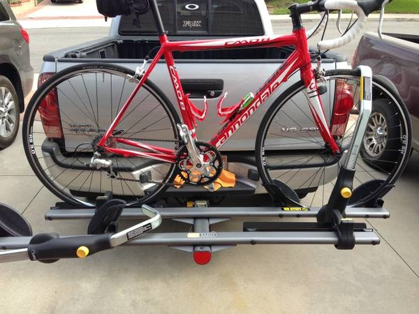 Saris Cycle On Pro 2 Bike Rack For Sale