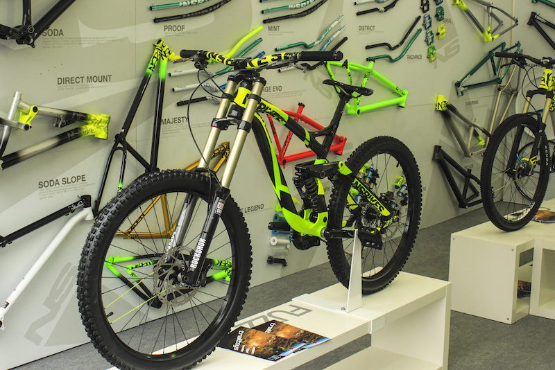 Ns 2014 Complete Bikes At Eurobike By Ns Bikes Pinkbike