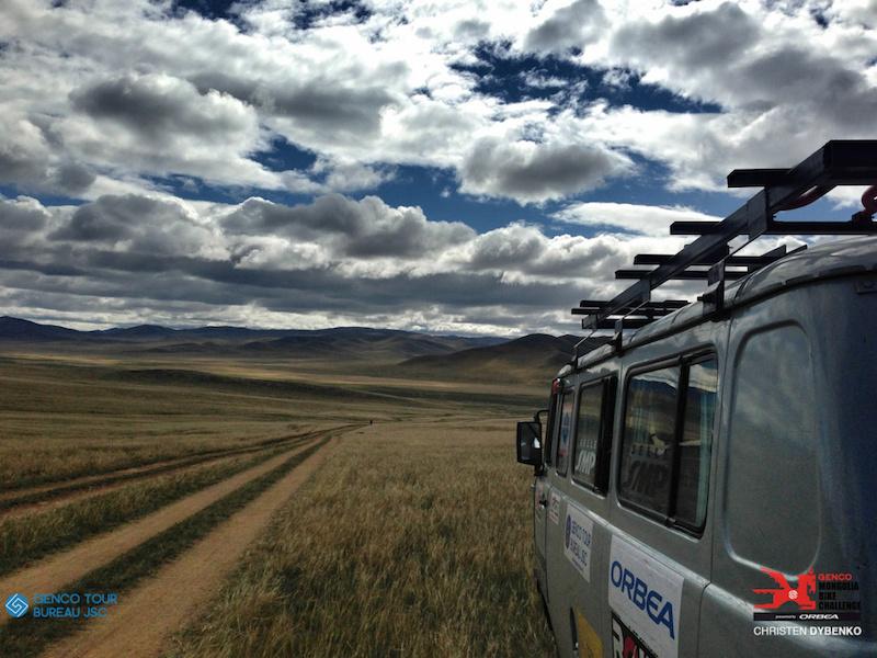 2013 Genco Mongolia Bike Challenge presented by Orbea. www.mongoliabikechallenge.com