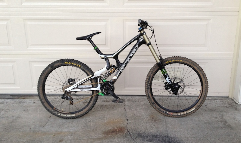 my bike got stolen santa cruz v10 carbon med by boylagz pinkbike