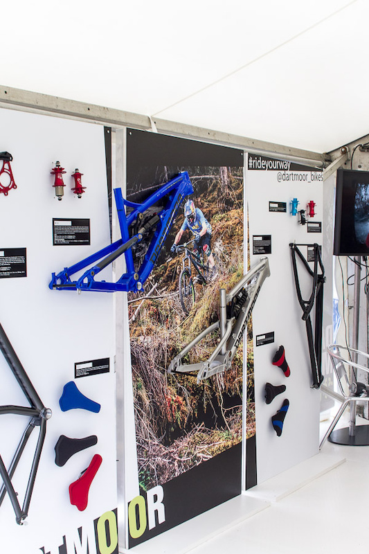 For all those who couldn't visit our booth at Eurobike here comes few shots of it. Tomas Zejda and Szymon Godziek were wandering around signing posters and taking pictures with fans. Take a trip around our new parts for 2014 and enjoy