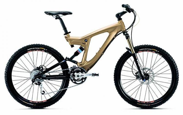 2009 Bmw Enduro Mountain Bike For Sale
