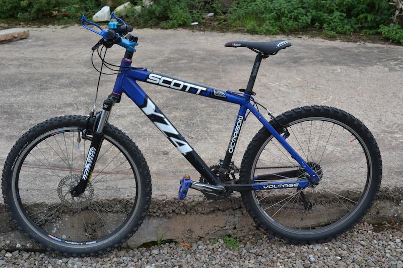 d2274352cc2 Scott Voltage YZ4 Custom XC Mountain bike For Sale