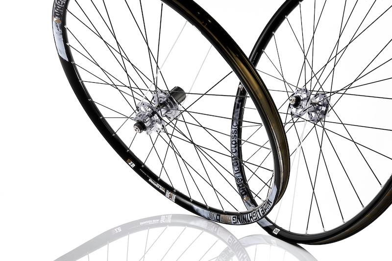 Wide Lightning XC Trail wheels