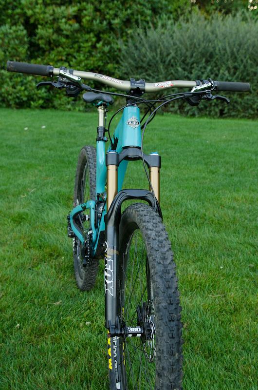 90306ecc725 Yeti SB95C - Review - Pinkbike