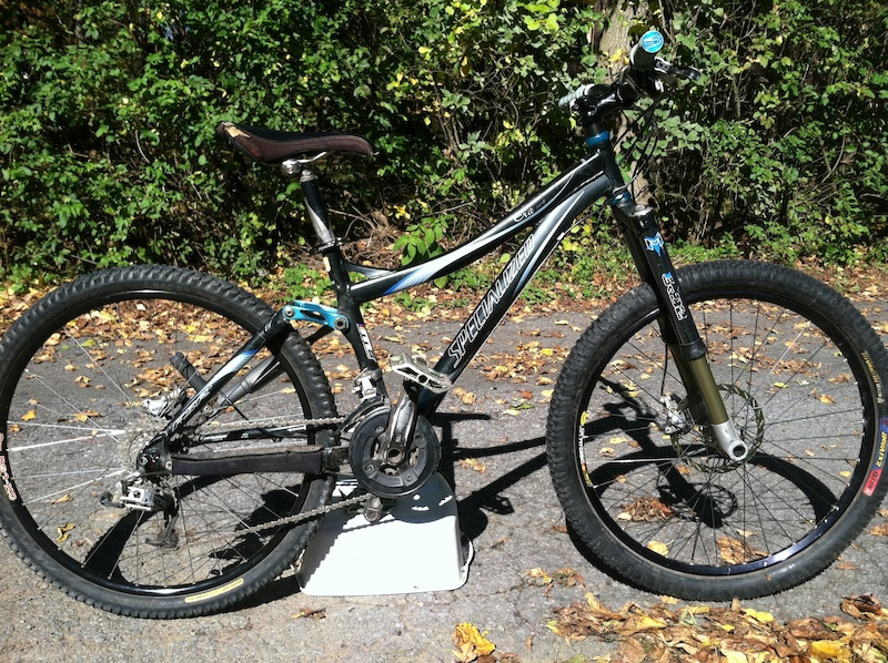 2014 Small Womens Specialized Rumor FS 29 For Sale
