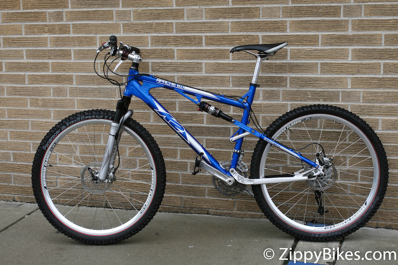 K2 Apache 60 Mountain Bike For Sale