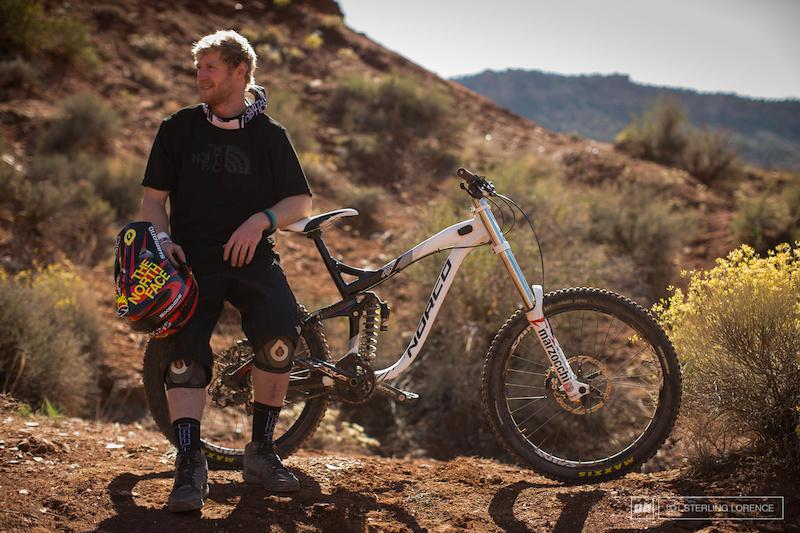 Mike Hopkins 2013 RedBull Rampage in Virgin Utah