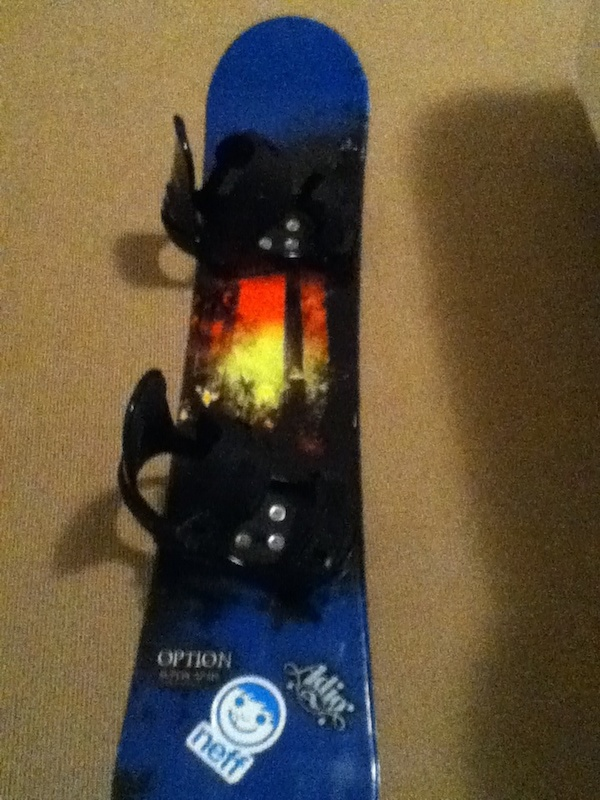 46498a1cfa23 Option Supercap 145 with option Bindings! For Sale
