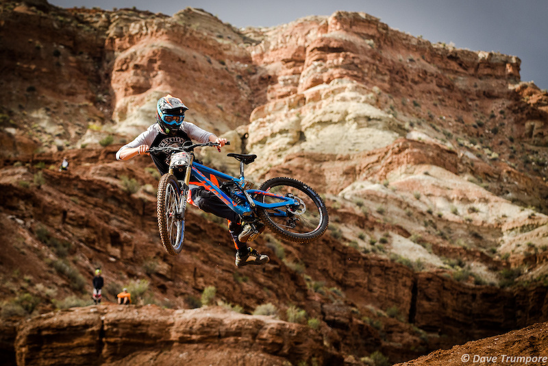 Red Bull Mountain Bike >> Brendan Fairclough at Red Bull Rampage 2014 in Virgin ...