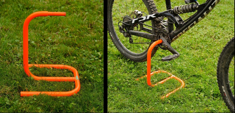 Scorpion bike stand review