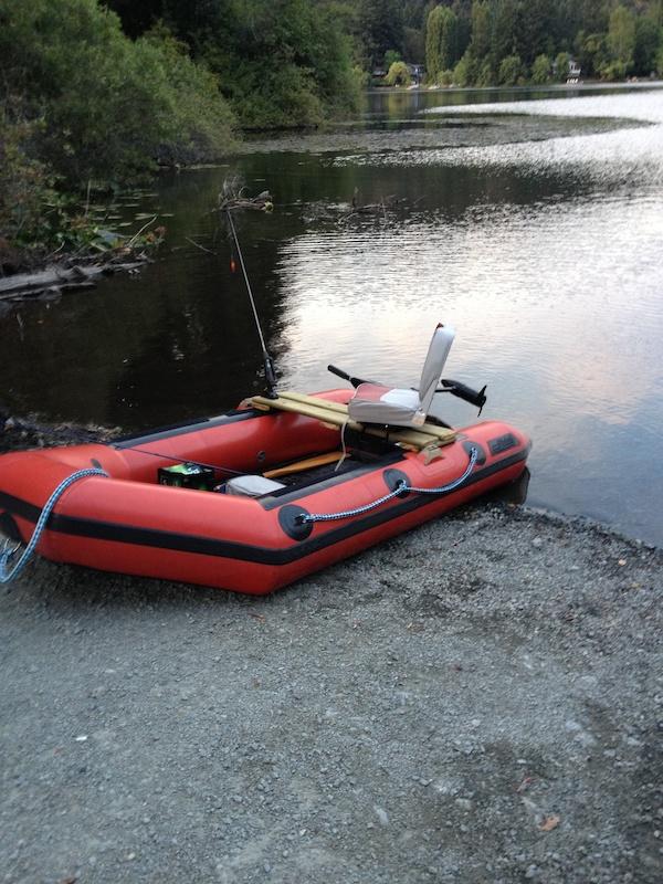 my little 10 lake fishing boat