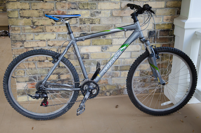 2006 Giant Rincon Size Large Aluminum Frame For Sale