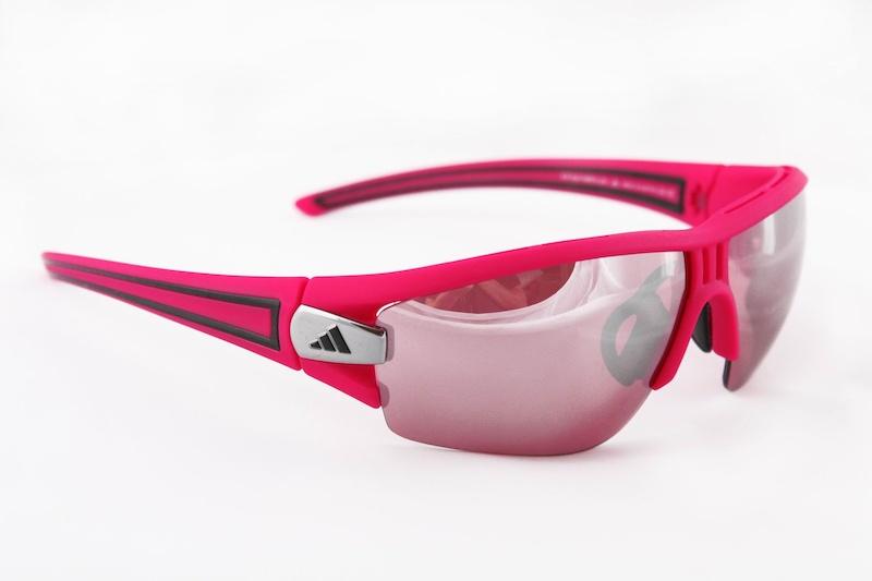 Adidas Evil Eye Halfrim Pro - custom pink