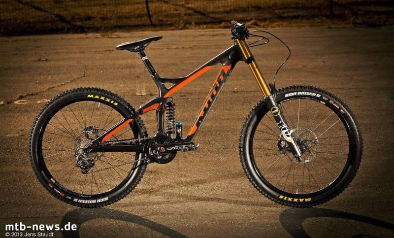 Downhill Bikes 2014 By Frankfitzpatrick Pinkbike