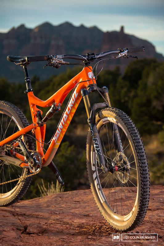 Santa Cruz 5010 review test