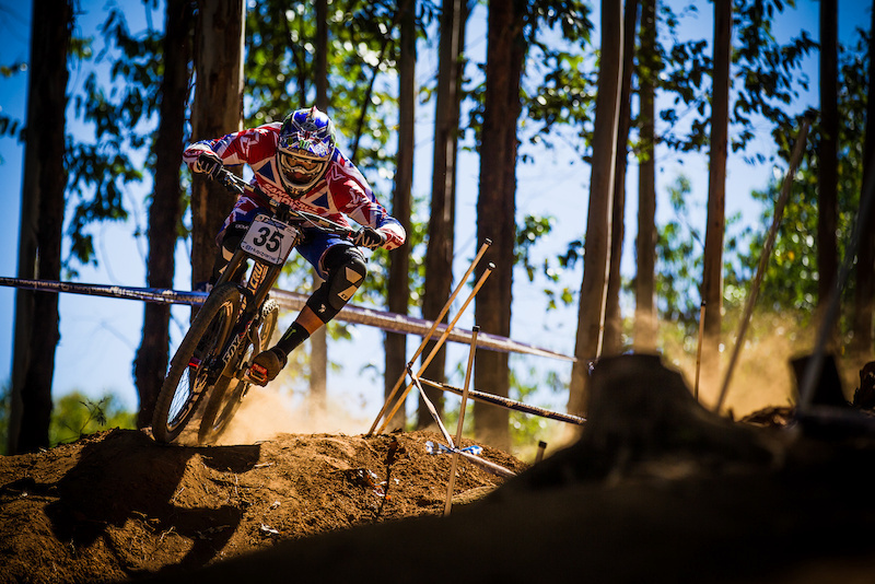 It is strange to think that Steve has been racing World Champs for more years than the juniors have been alive and each year he proves his worth.