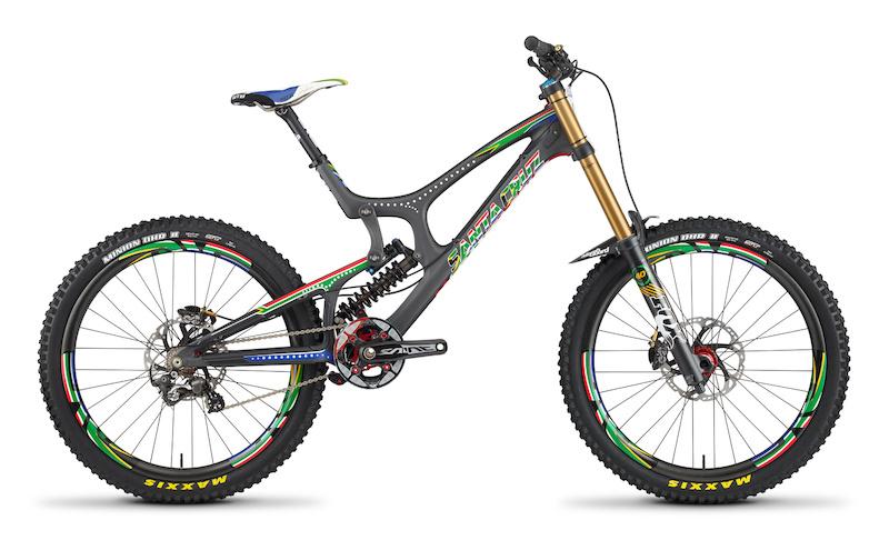 Minnaar Limited Edition V10 Replica 2013