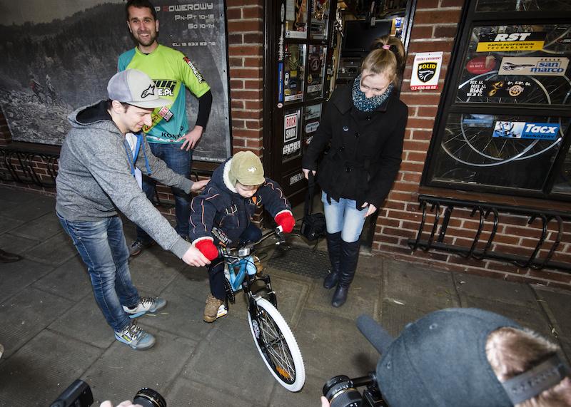 Share the Ride Poland 2013