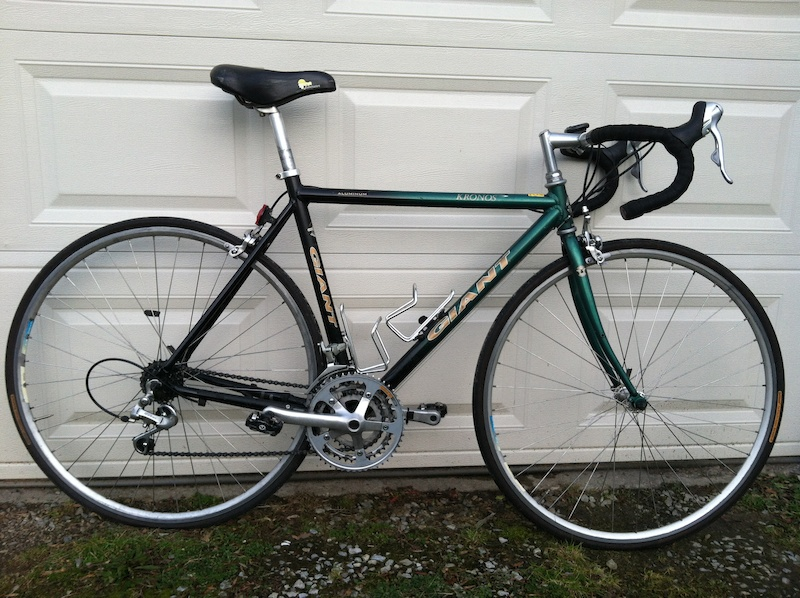 2012 Giant Kronos For Sale