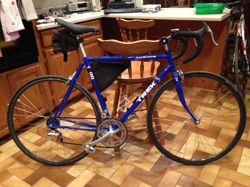 1990 Trek 1400 Road Bike For Sale