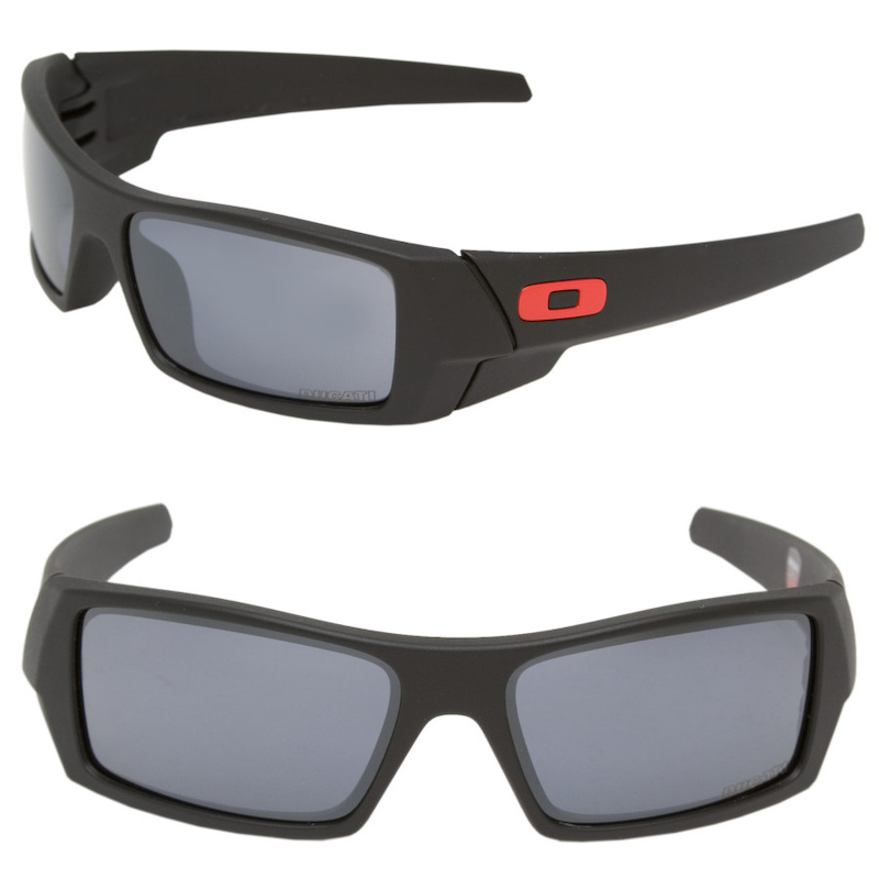 Oakley GasCan Ducati Edition (Blk/Red) For Sale