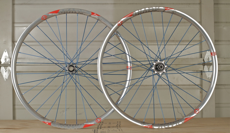 Industry Nine Gravity wheels review test