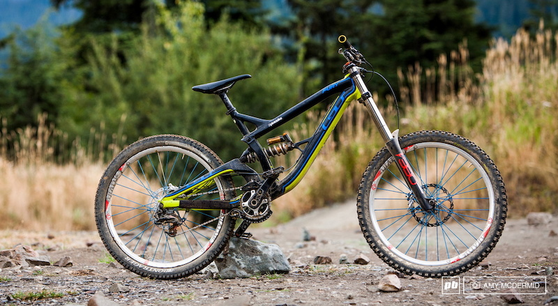 GT Fury with Industry Nine Gravity wheelset review test