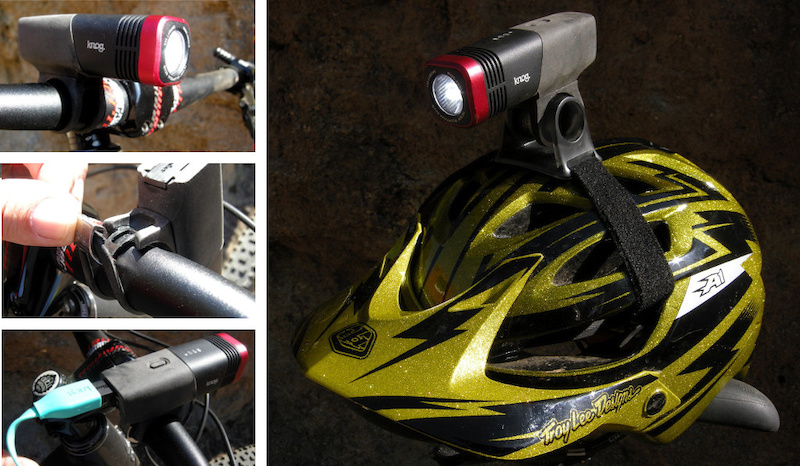 Knog Blinder Arc 5.5 light 2014