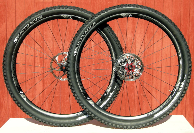 Bontrager Rhythm Pro 29er Wheelset Review