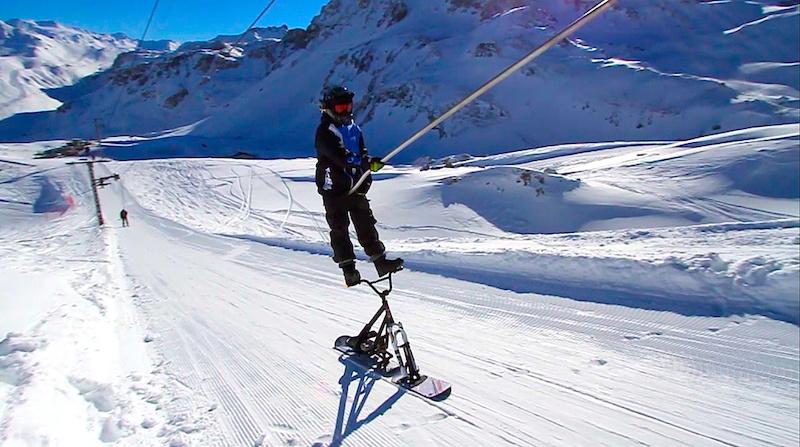 Snowscoot 2013