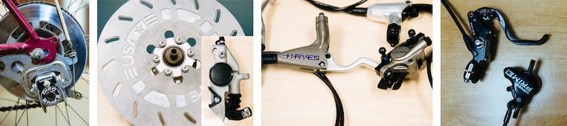 Hayes factory visit 2013 brake history