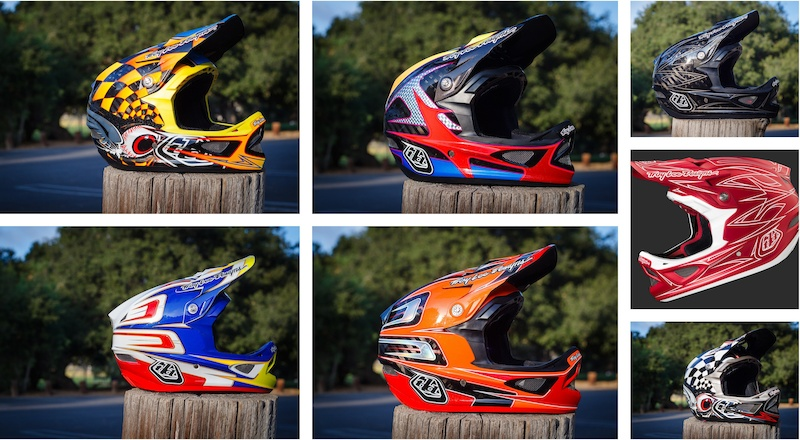 4b2ef141 Troy Lee Designs Announces 2014 Helmet Collection - Pinkbike