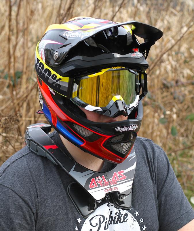 Atlas Crank Neck Brace Review Pinkbike