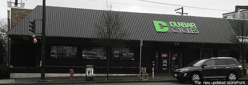 New storefront.