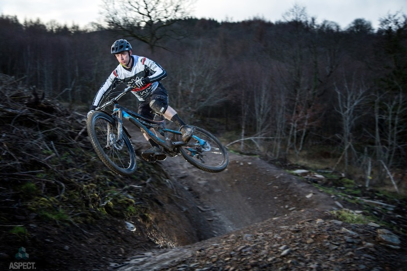 Photos to go up with the new Bike Park Wales team edit.