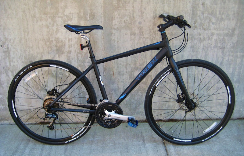 2013 Trek 7 4 Fx Hybrid Road Disc For Sale