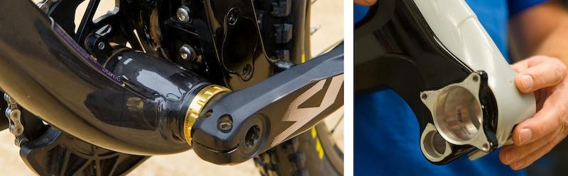 Bike Bottom Bracket Removal Tool Road Bike Square Hole Axis Of The Sleeve Too FB