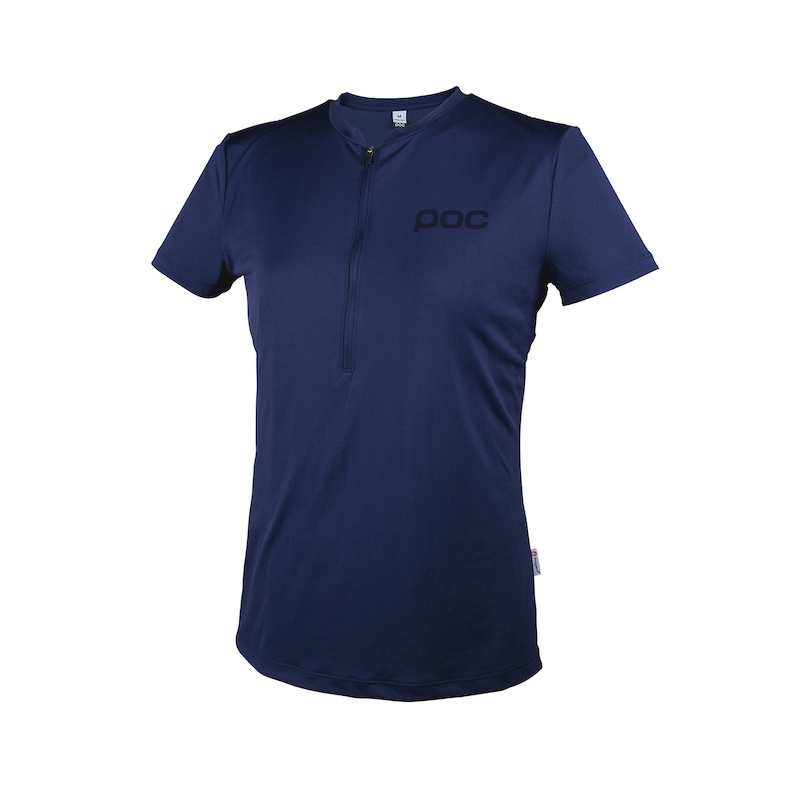 00958385f The Trail Light Zip Tee is the first