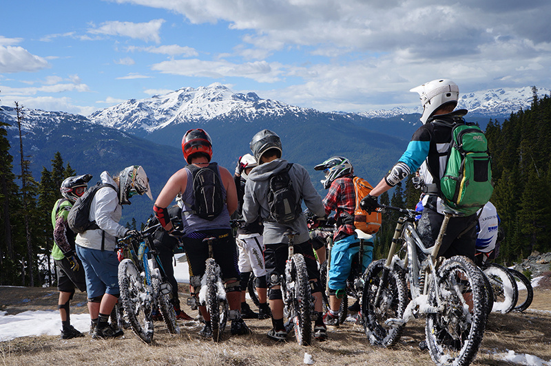 Want To Teach Mountain Biking In Whistler Pinkbike