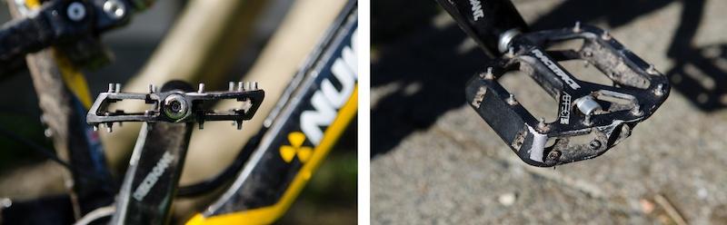 Race Face Aeffect Platform Pedals 9//16 Black