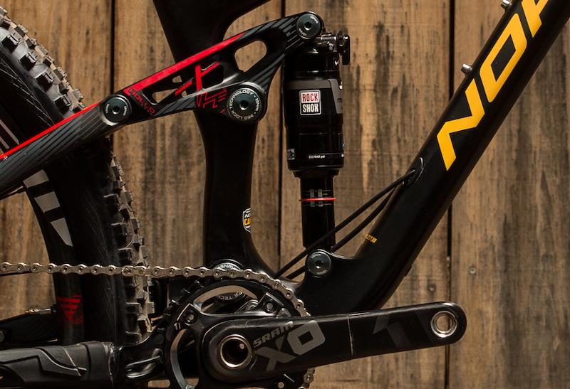 First Look: RockShox DebonAir - Monarch Shock Hop-Up Kit