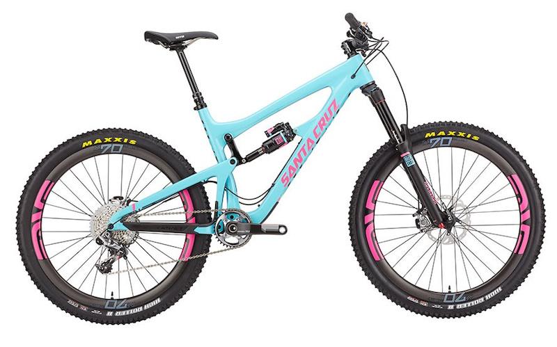 First Look: 2014 Santa Cruz Nomad - Pinkbike