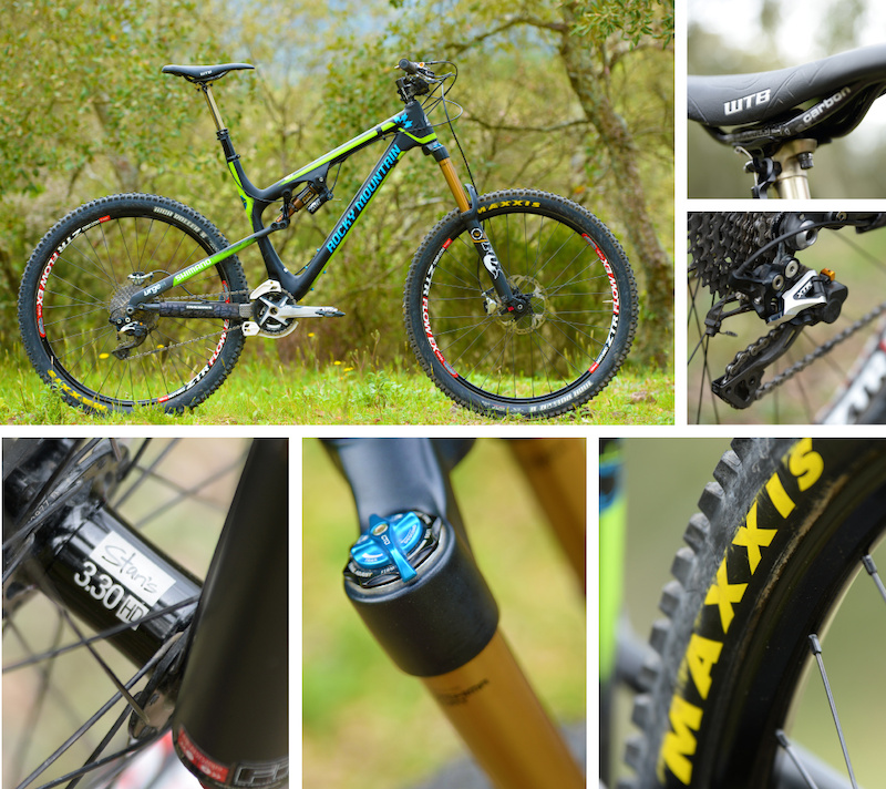 5f50e397dbb They're now looking ahead to the fast approaching EWS opening round in Chile.  Team Rally Bike Specifications