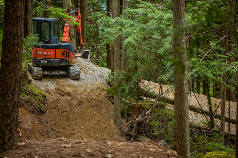 Coast Gravity Park Announces Opening Date Pinkbike