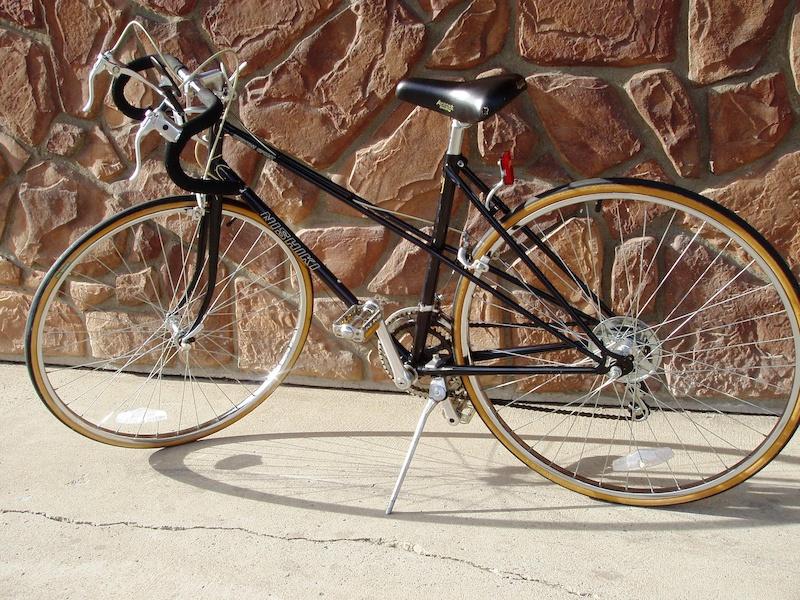 nishiki custom sport mixie frame road bike for sale. Black Bedroom Furniture Sets. Home Design Ideas