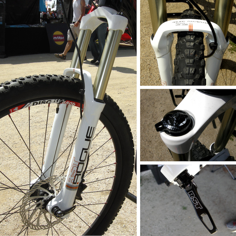 RST Rogue Fork 2014