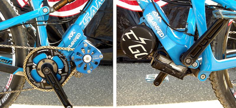 Kranked Electric Bikes 2014