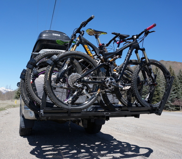Hitch Bike Rack Reviews >> Raxter Tarsus Hitch Rack Review Pinkbike